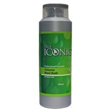 TRUE ICONIC Volume Maxi Bath - szampon zwiększający objętość i nadający teksturę 400ml