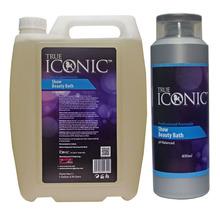 TRUE ICONIC Show Beauty Bath - szampon dogłębnie myjący do każdego typu sierści 400ml