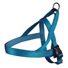 TRIXIE Experience - uprząż norweska dla psa, szelki do ciągnięcia, niebieskie
