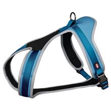 TRIXIE Experience Touren - szelki spacerowe dla psa, niebieskie
