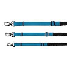 TRIXIE Experience - smycz dla psa z amortyzatorem, niebieska