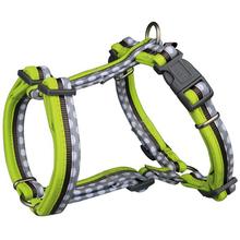 TRIXIE Freshline Spot - szelki dla psa zielono/szare
