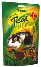TROPIFIT RAT - pełnowartościowy pokarm dla szczurków, 500g