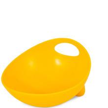 WETNOZ designerska miska do karmienia zwierząt 200ml, żółta