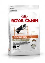 ROYAL CANIN Sporting Life 4100 L – karma dla psów (powyżej 10kg) o krótkotrwałej i intensywnej aktywności, 15kg