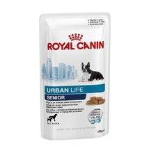 ROYAL CANIN Urban Life Senior All Size - mokra karma dla starszych psów żyjących w mieście, saszetka 150g