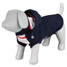 TRIXIE Assisi - Sweterek z kapturem dla psa, XS