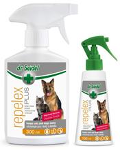 Dr Seidel Repelex plus - płyn odstraszający zwierzęta o przedłużonym działaniu 100ml, 300ml