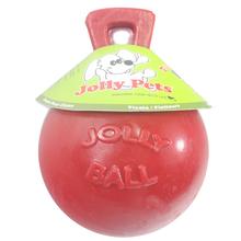 JOLLY PETS Tug-N-Toss – super piła dla pupila, czerwona
