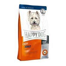 HAPPY DOG Mini Adult - karma dla dorosłych psów małych ras, 300g+300g GRATIS!