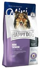 HAPPY DOG Mini Senior - karma dla starszych psów ras małych, 300g+300g GRATIS!