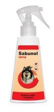 DR SEIDEL Sabunol spray przeciwpchelny i przeciwkleszczowy dla psów, 100ml