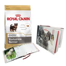 ROYAL CANIN Yorkshire Terrier Junior- karma dla szczeniąt rasy Yorkshire 1,5kg + kalendarz na 2015r. GRATIS!