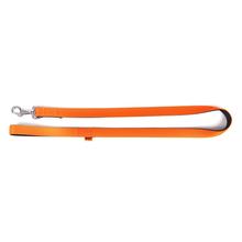DINGO Energy Extra - mocna smycz do prowadzenia psa, pomarańczowa