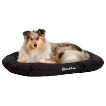 KARLIE Blackbay - trwałe legowisko/ponton dla psa 140cm x 105cm, czarny