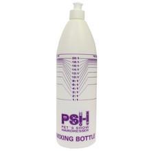 PSH - butelka do miksowania szamponów i odżywek 1L