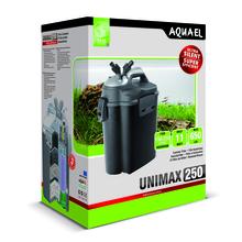 AQUAEL Unimax - filtr zewnętrzny do akwariów słodkowodnych jak i morskich