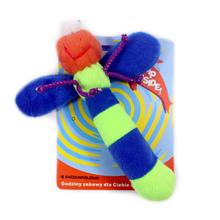 YARRO Pluszowy Owad - zabawka dla kota z kocimiętką