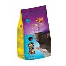 VITAPOL Premium Szczur - pełnowartościowa karma premium dla szczura, 750g