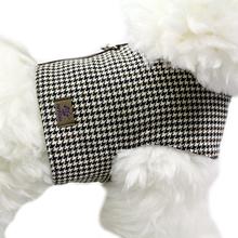 OSSO DI CANE Dogtooth Check - ocieplane szelki dla psa