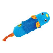 PETSTAGES Mini Stuffing Free Mouse - zabawka z piszczałką dla małego psa, pluszowa myszka