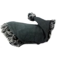 ZOLUX Sweterek z kapturem dla psa, szary