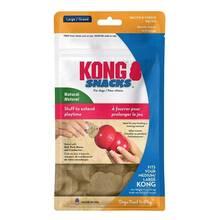 KONG SNACKS - ciastka dla psów do uzupełniania konga o smaku bekonowo-serowym