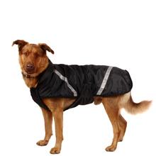 KARUSEK ciepła, i wygodna kurtka ortalionowo-polarowa z odblaskami dla Twojego psa