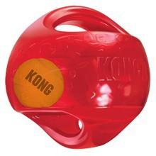 KONG Jumbler Ball - interaktywna zabawka dla psa, L/XL