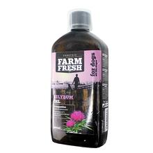 TOPSTEIN Farm Fresh Olej ostropestowy - karma uzupełniająca dla psa
