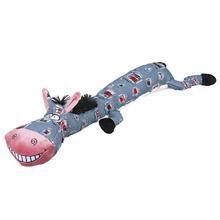 TRIXIE Szczęśliwy osiołek - pluszowa zabawka z piszczałką dla psów