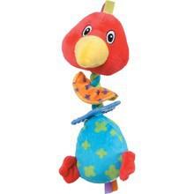 ZOLUX Pluszowa kaczka Oskar - zabawka dla szczeniąt z piszczałką