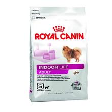 ROYAL CANIN Indoor Life Adult - karma dla dorosłych psów (do 10kg) żyjących głównie w domu, 1,5kg