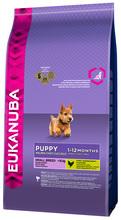 EUKANUBA Puppy Small Breed - karma dla szczeniąt ras małych z kurczakiem, 1kg