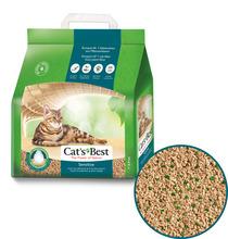 CAT'S BEST Sensitive - żwirek zbrylający o działaniu przeciwbakteryjnym 2,9 kg