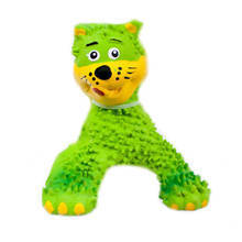 RIGA lateksowy miś - zabawka dla psa