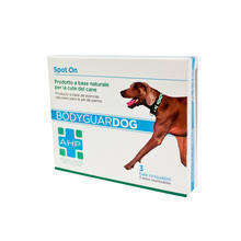 AHP Boduguard Dog - naturalny preparat chroniący skórę psa, 15ml