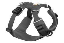 RUFFWEAR Front Range Harness - szelki spacerowe dla psa, szare