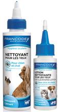 FRANCODEX - płyn do mycia oczu dla psów i kotów