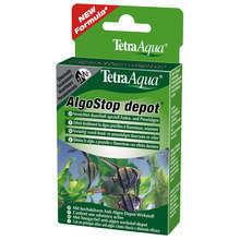 TETRA Algo Stop Depot - długotrwała kontrola wzrostu glonów, 12 tab.