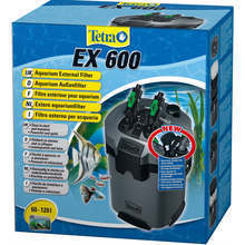 TETRA EX Plus - filtry zewnętrzne o dużej mocy