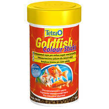 TETRA Goldfish Colour Sticks - pokarm w postaci pałeczek dla złotych rybek i innych ryb zimnowodnych