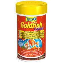 TETRA Goldfish Colour - pokarm dla złotych rybek i innych ryb zimnowodnych intensyfikujący ubarwienie