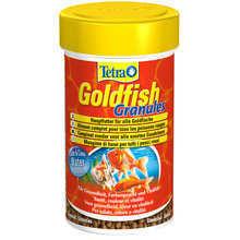 TETRA Goldfish Granules - pokarm w formie granulek dla złotych rybek i innych ryb zimnowodnych