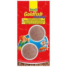 TETRA Goldfish Holiday - wakacyjny pokarm dla złotych rybek, 2 x 12g