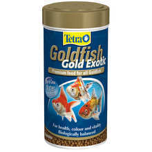 TETRA Goldfish Gold Exotic - pokarm premium dla złotych rybek, 250ml