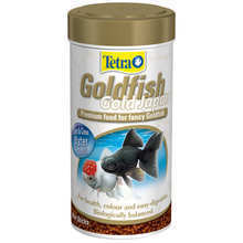 TETRA Goldfish Gold Japan - pokarm premium dla tropikalnych i egzotycznych złotych rybek, 250ml