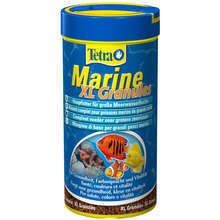 TETRA Marine Granules XL - pokarm dla średnich i dużych ryb morskich, 250ml