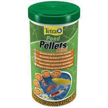 TETRA Pond Pellets Mini - pełnowartościowy pokarm dla małych ryb stawowych