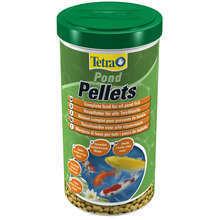 TETRA Pond Pellets - pełnowartościowy pokarm dla ryb stawowych, 1L